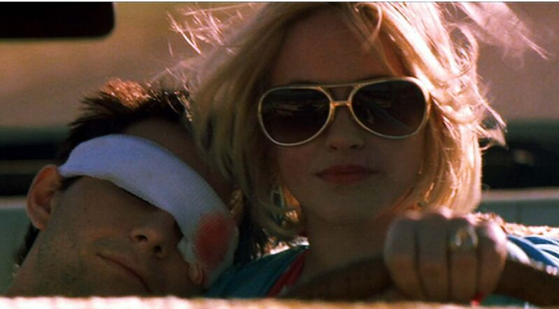 WARNER BROS.</p><p>Christian Slater (left) and Patricia Arquette in True Romance.</p>