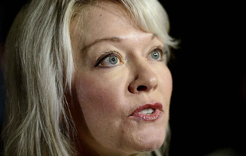 Conservative MP Candice Bergen (Sean Kilpatrick / The Canadian Press)