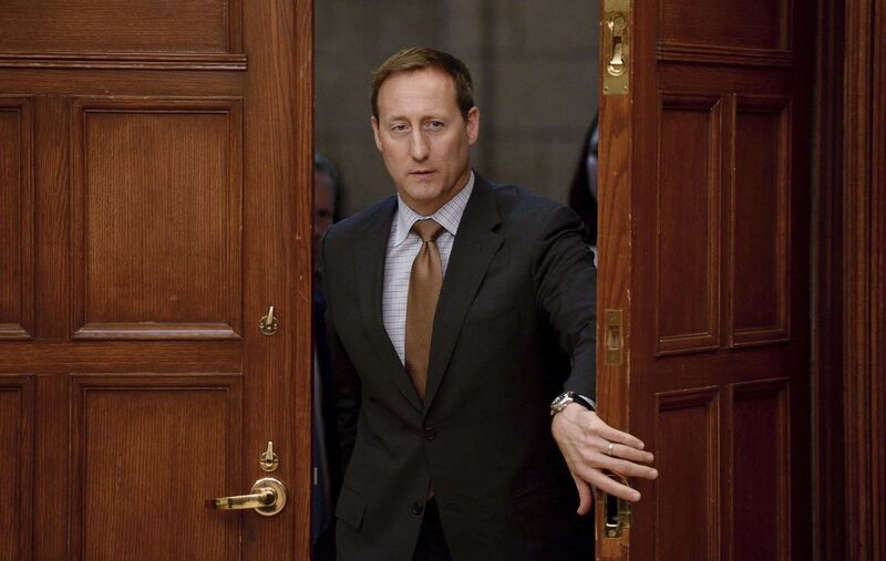 Peter MacKay is the classic Red Tory centrist, a politician who will likely try to take the party back to the Progressive Conservative pedigree of the past. (Sean Kilpatrick / The Canadian Press files)