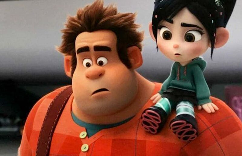 Ralph Breaks the Internet plays Friday at 6:30 p.m. (Disney)