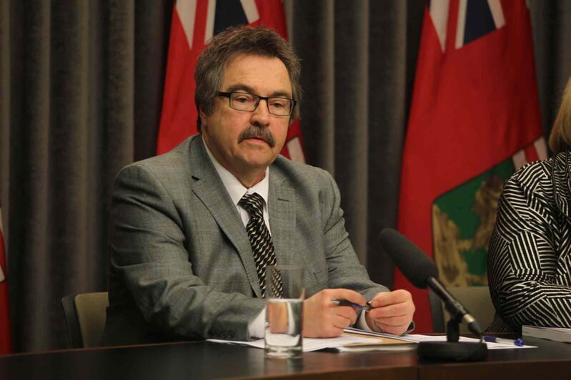 """Ben Van Haute is the former interim CEO of Marymound, which runs group homes and foster care treatment units in Winnipeg and Thompson. He says police are are called to group homes for incidents involving violence or """"fairly dramatic"""" property damage."""
