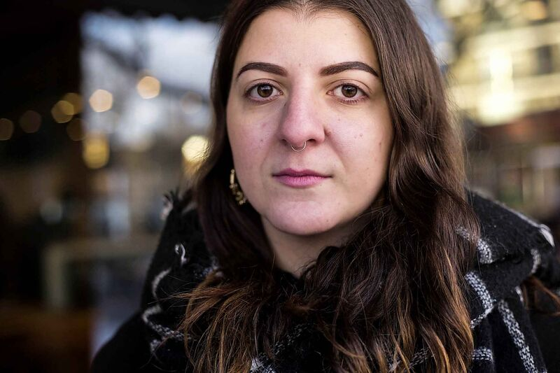 Christina Hajjar: 'A lot of people who have messaged me are currently employed and are having a bad time'