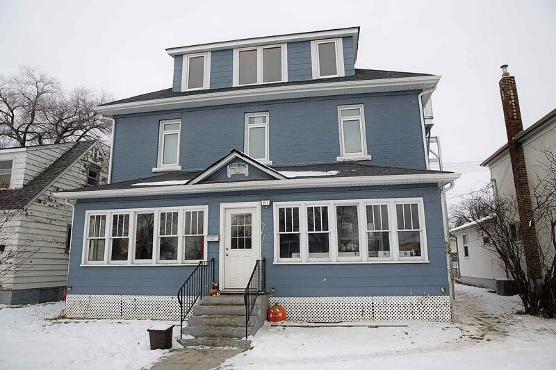 Morberg House offers a transitional home for those with addiction.