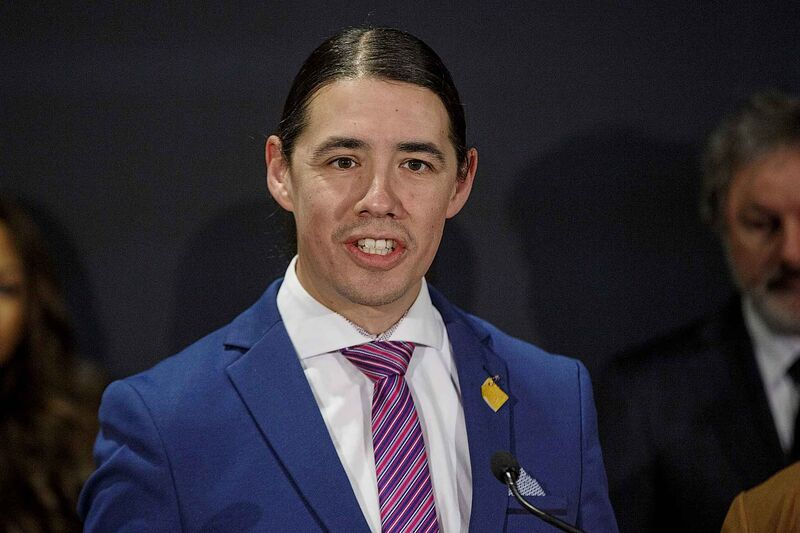 Robert-Falcon Ouellette, Member of Parliament for Winnipeg Centre