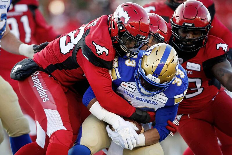 The Winnipeg Blue Bombers came up with the perfect game plan which they executed flawlessly against the Stampeders last Sunday.