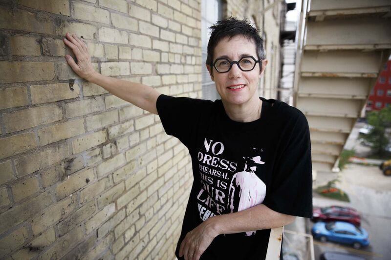 MIKE DEAL / WINNIPEG FREE PRESS</p><p>Visual artist Diana Thorneycroft has a solo exhibition opening June 28 at the Art Gallery of Southwestern Manitoba in Brandon.</p>