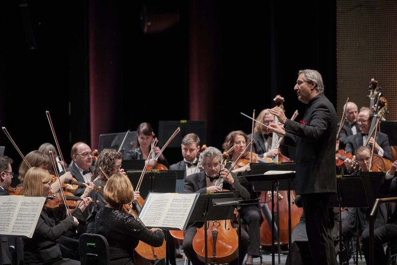 The Winnipeg Symphony Orchestra will perform at the Ex for the first time ever on Wednesday, June 19. (Supplied photo)