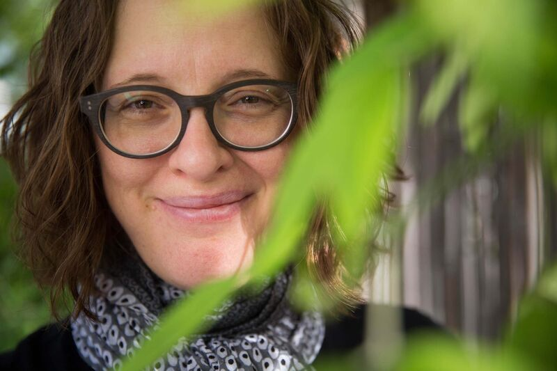 Ariel Gordon: 'I love that we're so outnumbered by trees'</p>