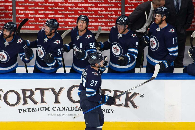The Winnipeg Jets have a talented group of forwards but keep an eye on Nikolaj Ehlers, who has struggled in previous playoff games but might just be due for a breakout postseason in 2020.