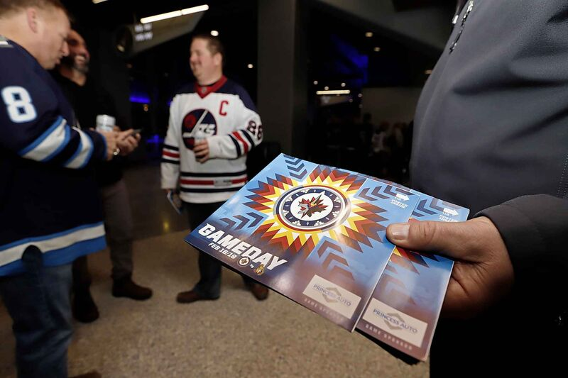 The Winnipeg Jets have quietly built relationships with Indigenous communities (Supplied)