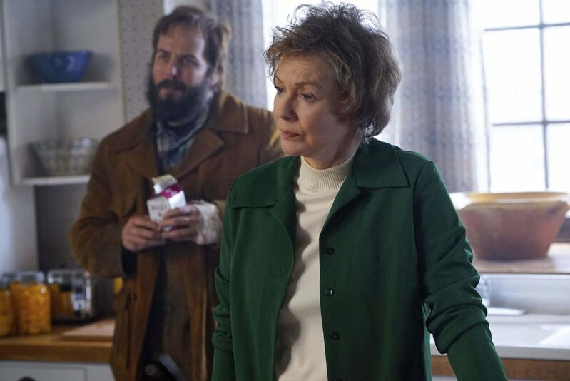 Chris Large/FX</p><p>Crime boss Floyd Gerhardt, played by Jean Smart, gets some well-wishes from Winnipeg after her husband suffers a stroke.</p></p>