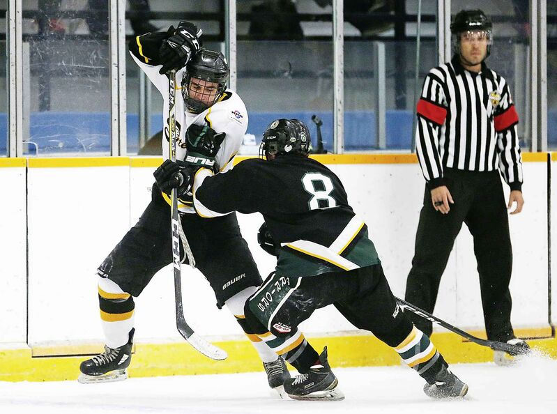 The Capital Region Junior Hockey League allows players up to the age of 21.