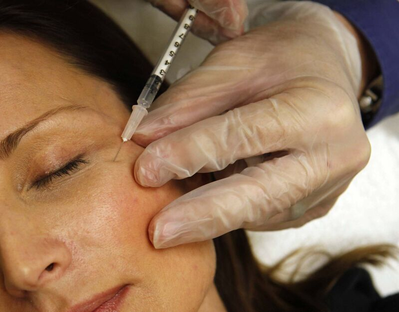 (AP Photo/Jacquelyn Martin, File)</p>  Right now in Manitoba, you cannot get a haircut, work out in a gym or get your nails done — but you can get a Botox treatment, breast augmentation surgery or tummy tuck.