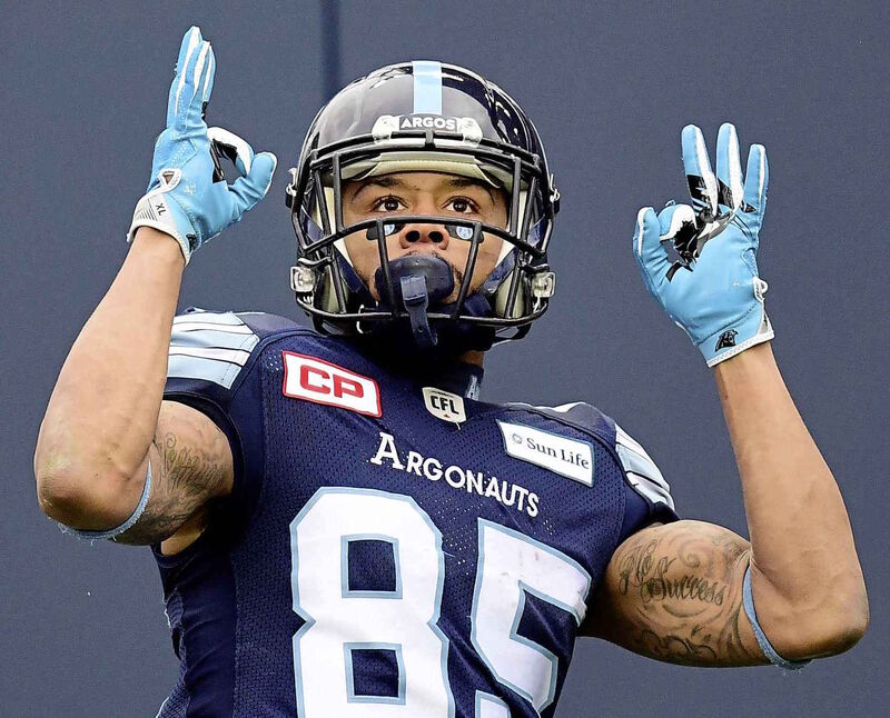 Former Toronto Argonauts wide receiver DeVier Posey is headed for Montreal.