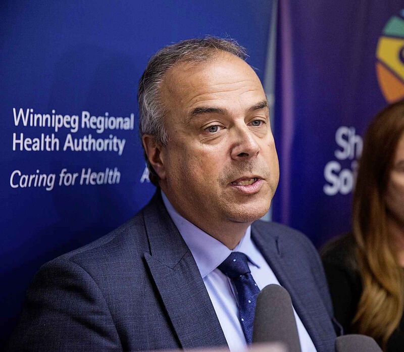 """""""While recommendations for improvement were made,"""" Réal Cloutier wrote, """"the WRHA is of the view that the care provided to your father was appropriate."""" (Mikaela MacKenzie / Free Press files)"""