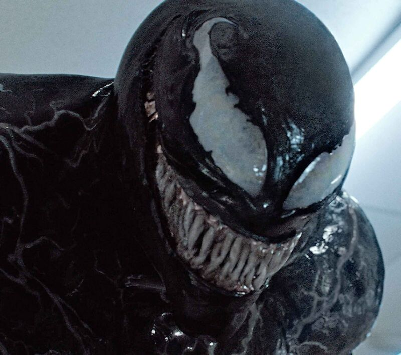 Tom Hardy plays villain Venom (CTMG Inc.)