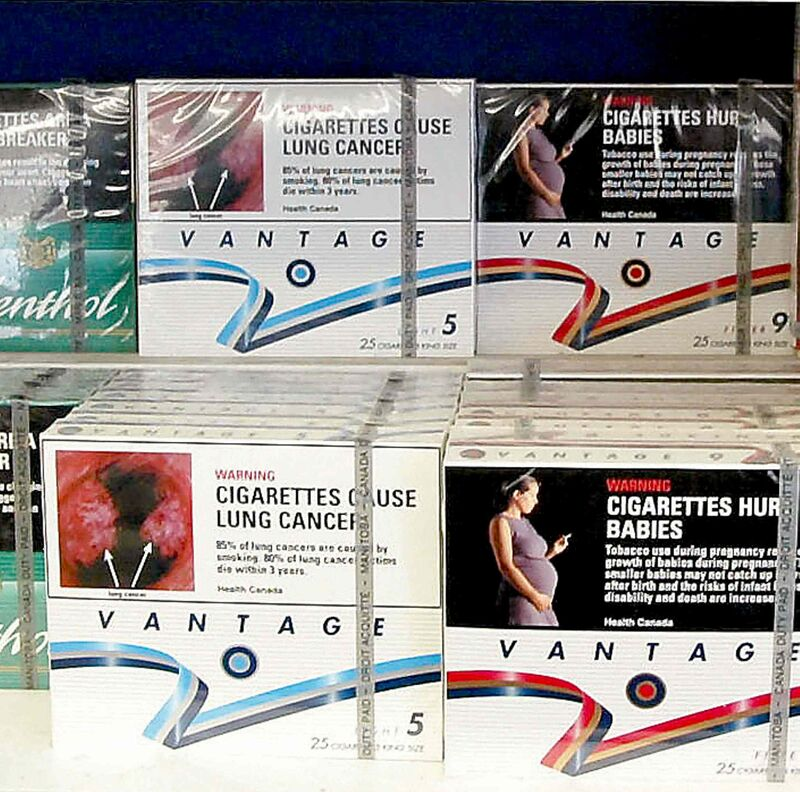 canadian classic cigarette types