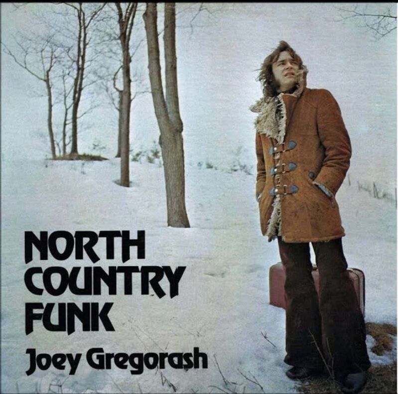 Gregorash's debut album earned him a Juno for most outstanding vocal performance in 1972. (Supplied)