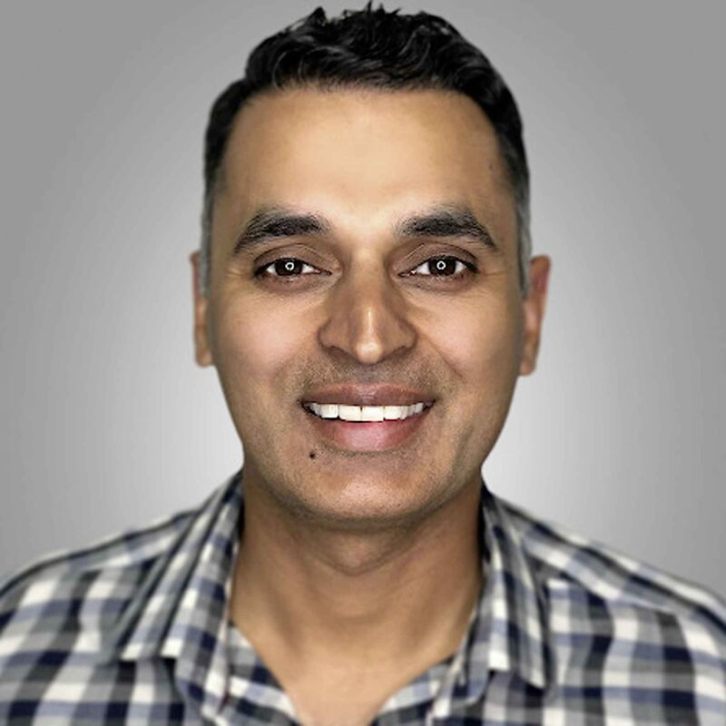 Raj Guila, co-founder of PocketPills and a registered pharmacist
