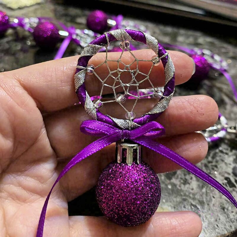 A JDM Indigenous Designs holiday ornament. (Facebook photo)