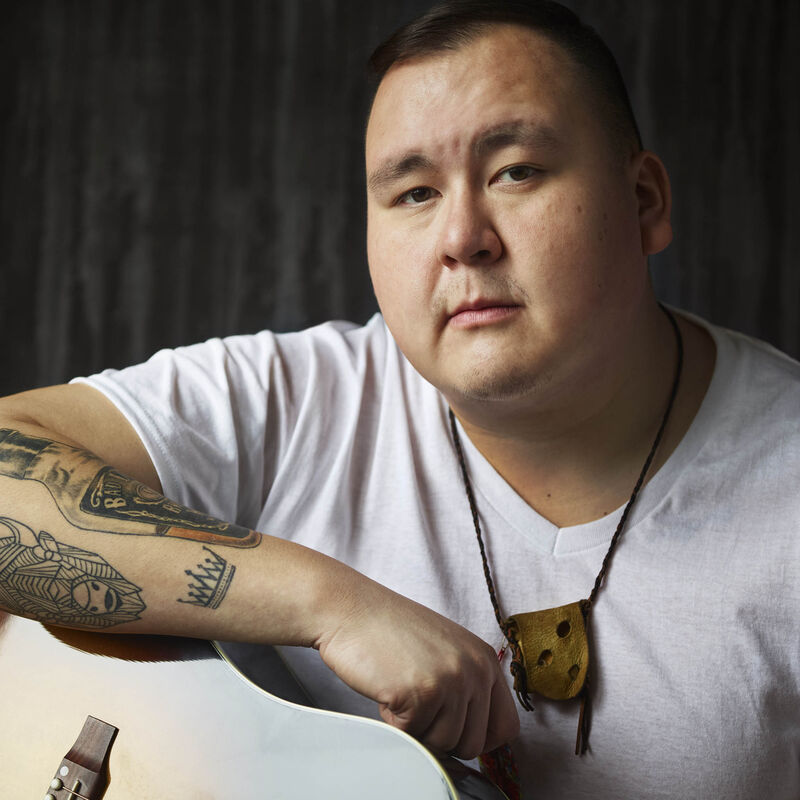 Singer-songwriter William Prince will be the featured entertainer at The Forks Market between 8 and 10 p.m (Jacob Blickenstaff photo)