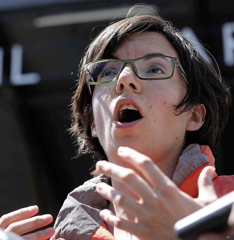 "Churchill-Keewatinook Aski MP Niki Ashton: ""They're devastating numbers."""