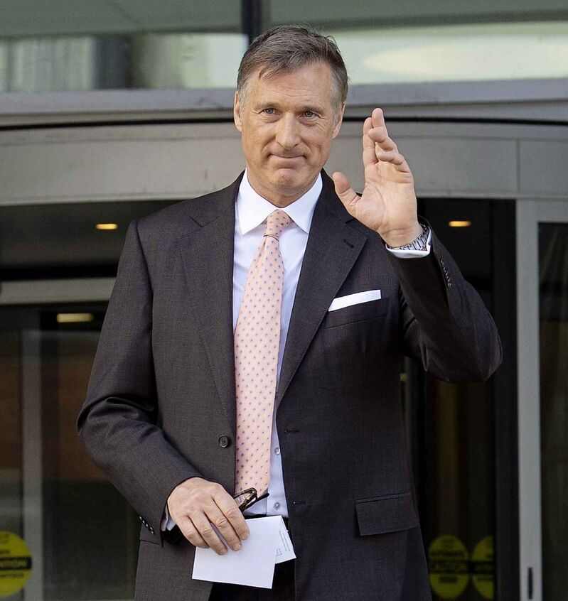 Maxime Bernier would like to end all Canadian foreign aid and eliminate government regulation, including supply-side management in the agricultural sector. (Adrian Wyld / The Canadian Press files)