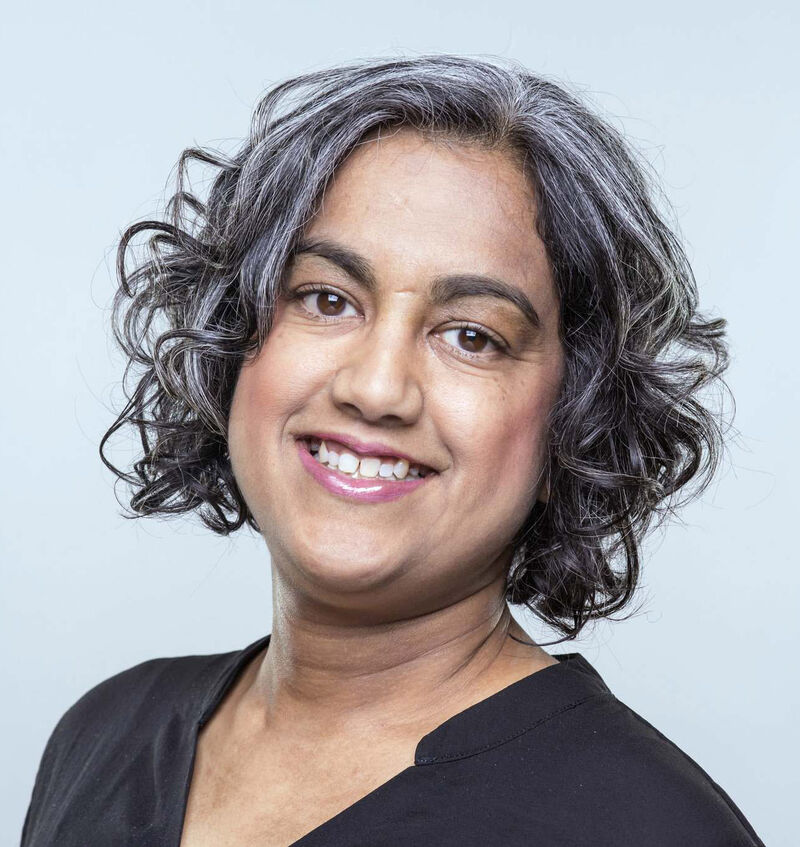 Leela Viswanathan says keeping Portage and Main closed to pedestrians would be a missed opportunity. (Supplied)