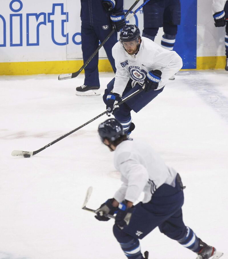 Wheeler's return has had a domino effect on the lineup.