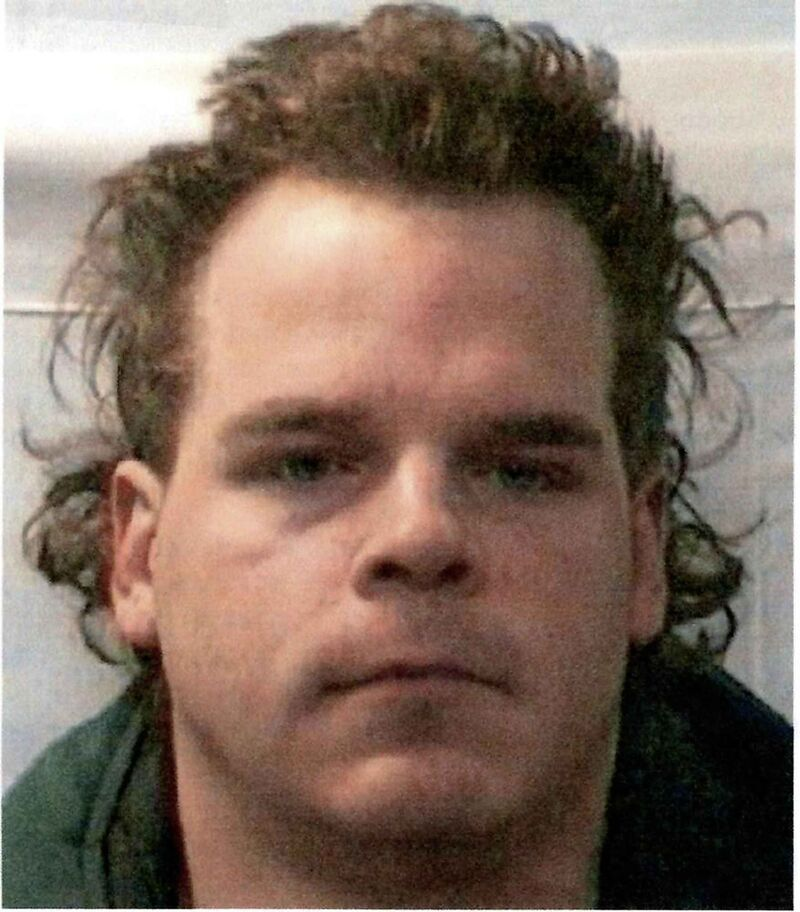 Peter Whitmore is seen in an undated photo released after he was located in Mexico in 2000, when wanted on a warrant for breaching court orders. (The Canadian Press files)