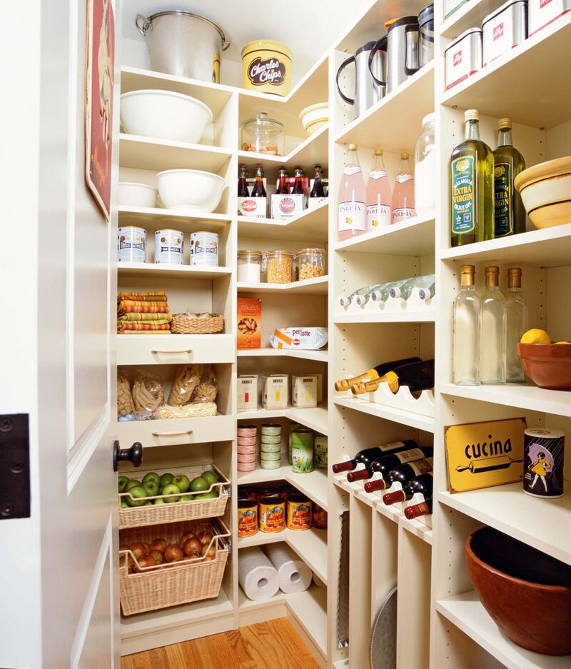 Make sure your shelves are stocked with essentials and long-lasting items.</p>