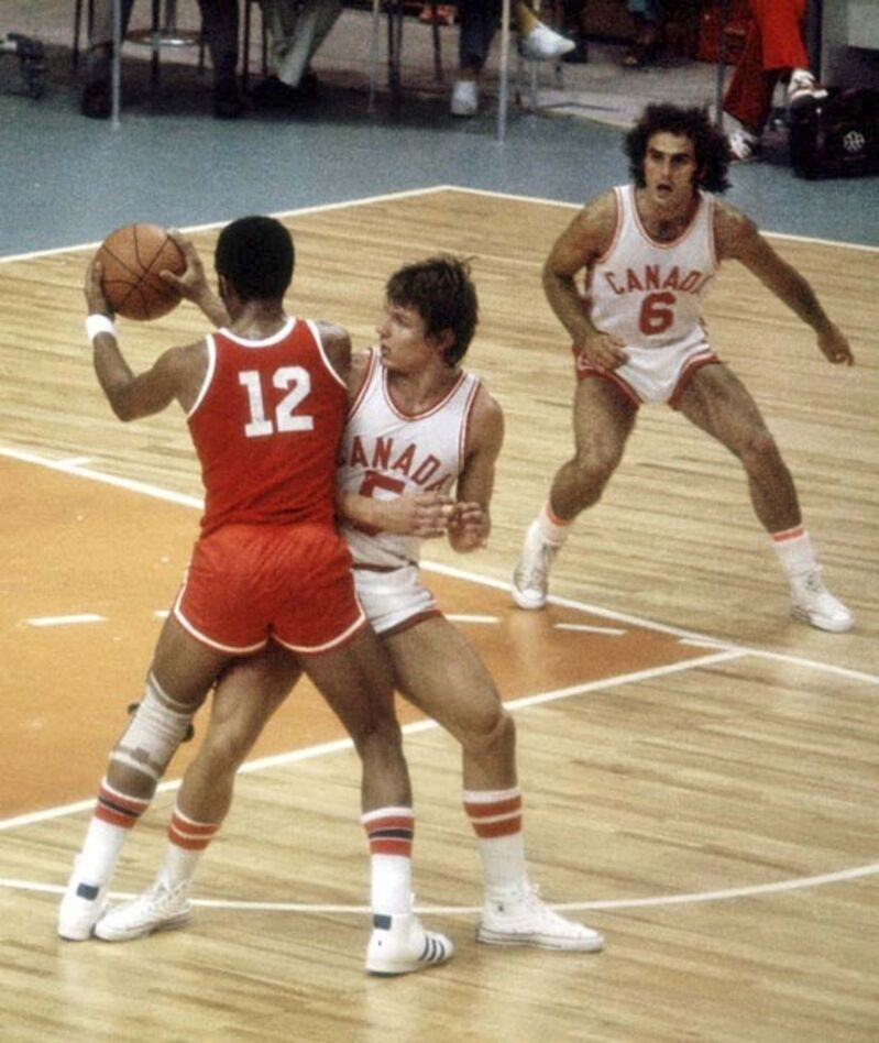 Riley helped the team to a fourth-place finish at the 1976 Montreal Olympics.