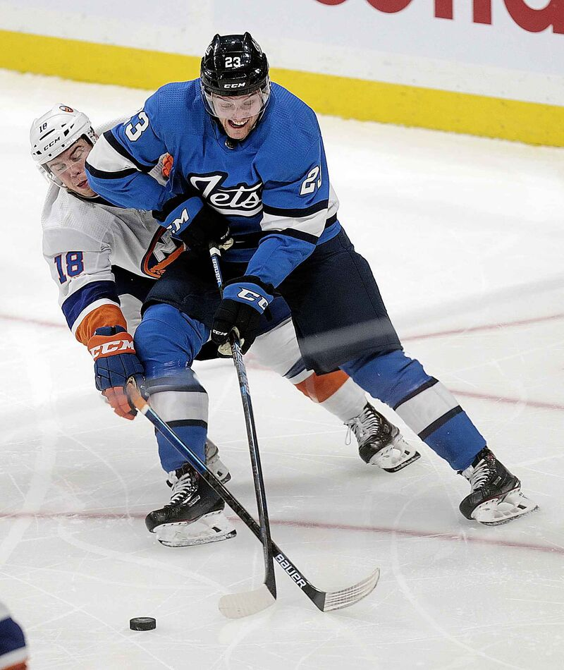 The Jets claimed defenceman Carl Dahlstrom off the waiver wire.