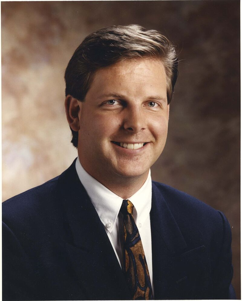Vogelsang was promoted to Sports Director at CKY TV in 1992. (Free Press files)