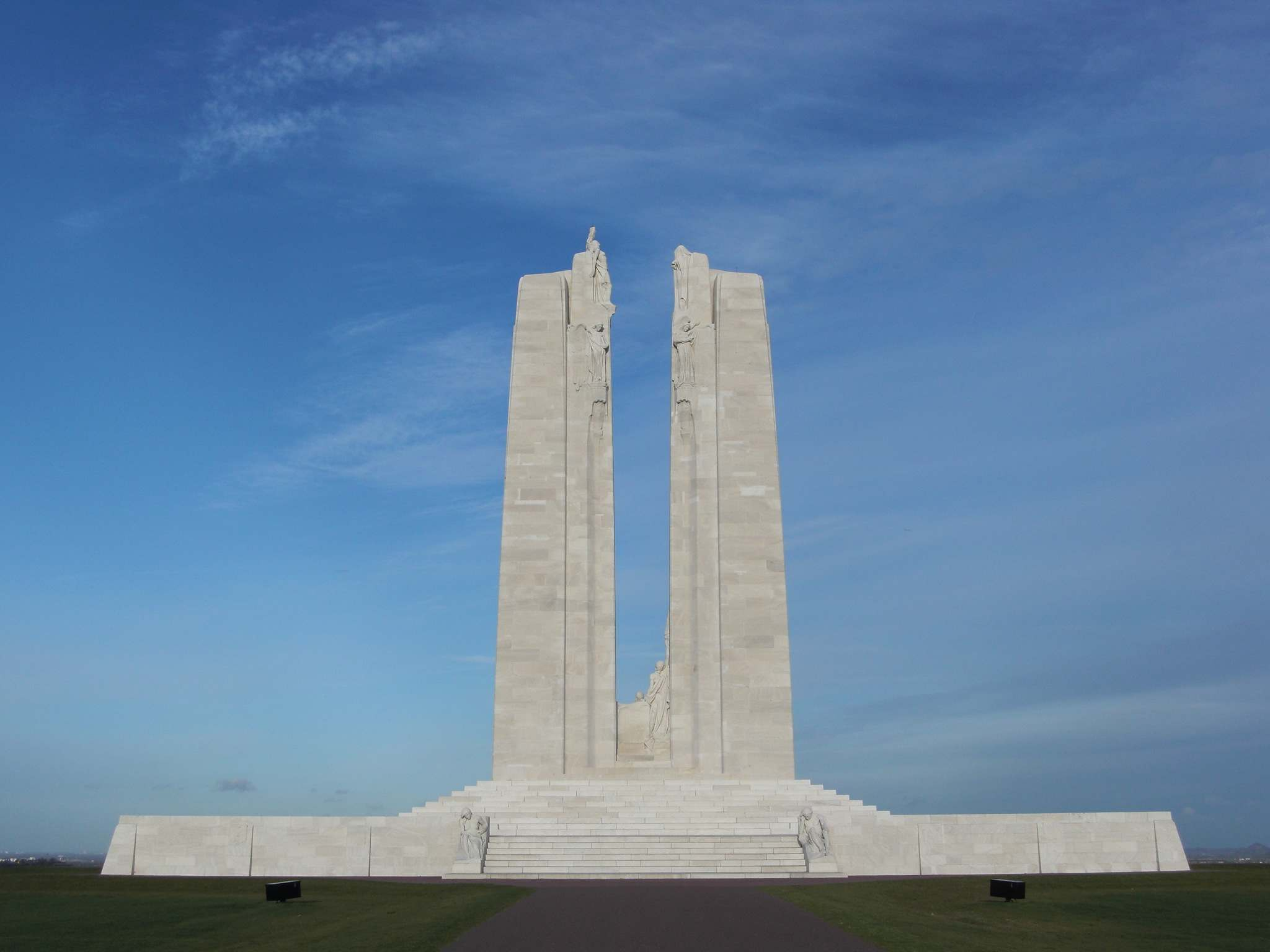 Ron Pradinuk / Winnipeg Free Press</p></p><p>The Canadian National Vimy Memorial is a memorial site in France dedicated to the memory of Canadian Expeditionary Force members killed during the First World War.</p>
