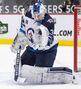 Brossoit backstops Jets to 2-0 win over Canucks
