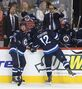 Jets' line retooling to continue