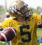 Willy? Yes, he will: Bombers pivot, like his team, improving all the time