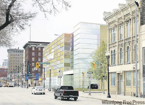handout / winnipeg free press