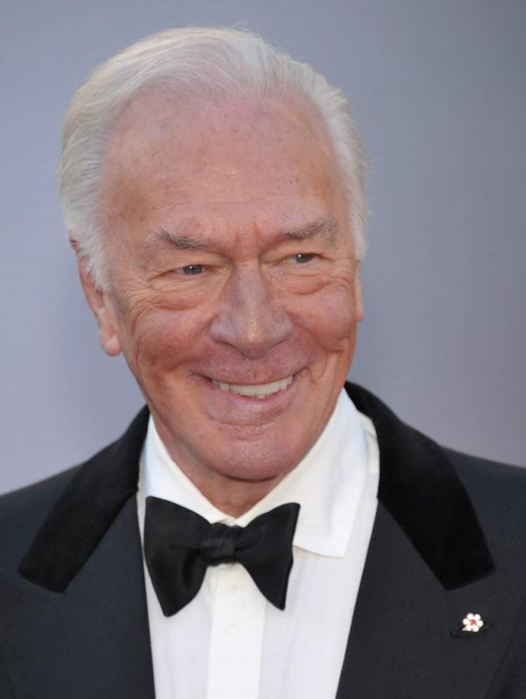 Christopher Plummer  (John Shearer / The Associated Press)