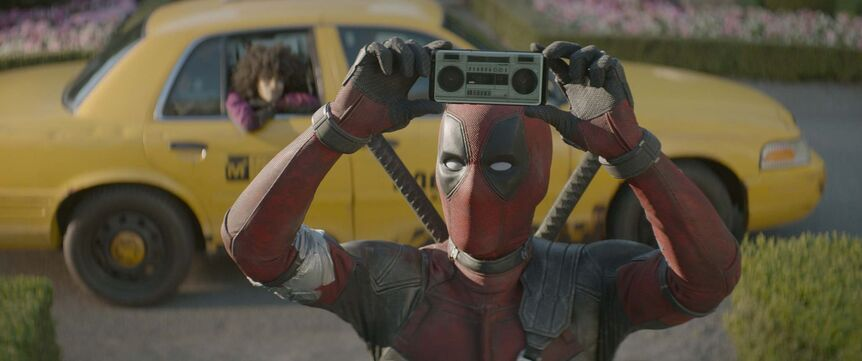 Twentieth Century Fox</p><p>Deadpool returns to bust heads and fourth walls with equal gusto as the movie indulges in some ultraviolent slapstick. </p></p>