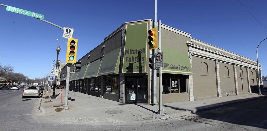 <p>The purchase of the former Mitchell Fabrics building by Main Street Project was finalized on Sept. 12.</p>