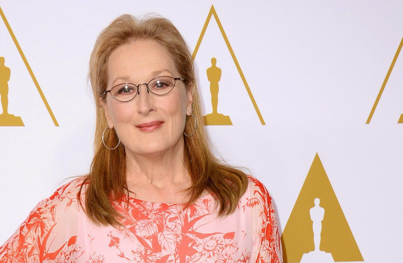 Meryl Streep is nominated in the Best Actress category for her role in August: Osage County