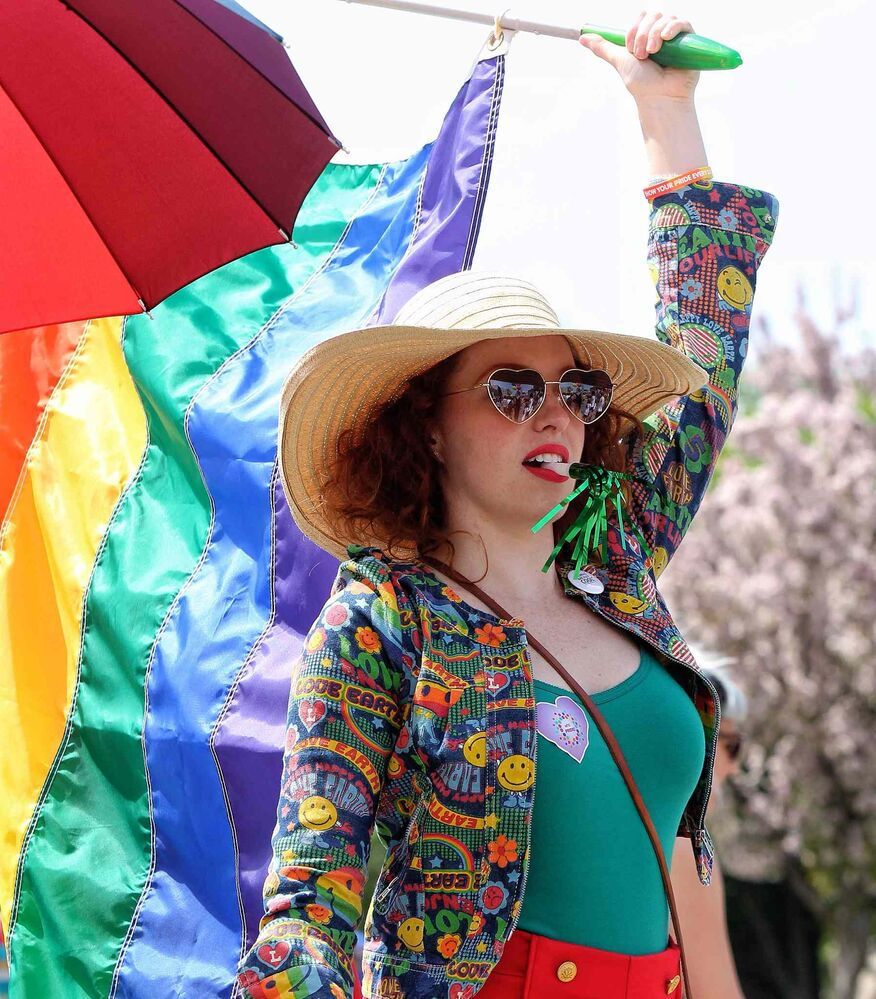 The Pride Winnipeg Festival ran from May 23 – June 1 and consists of an array of cultural events that celebrate the incredibly diverse community that supports or identifies with gay, lesbian, bisexual, transsexual, transgender, intersex, two-spirit, and queer people. (Mike Deal / Winnipeg Free Press)