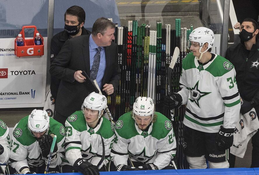 Stars assistant coach Derek Laxdal much travelled since his days in Stonewall