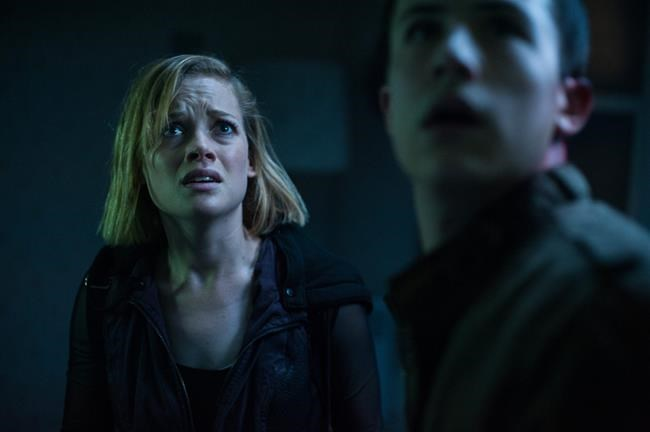 'Don't Breathe' holds on to top spot with $15.7 million