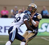 Bomber QB Pierce will not play Monday; didn't play with 'headache': Burke