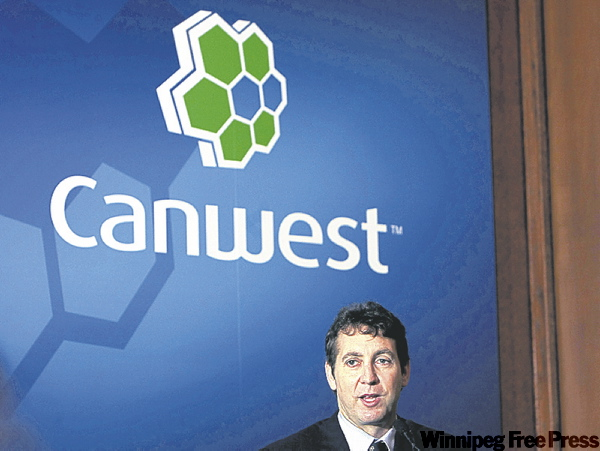 Nathan Denette / Canwest news service archives