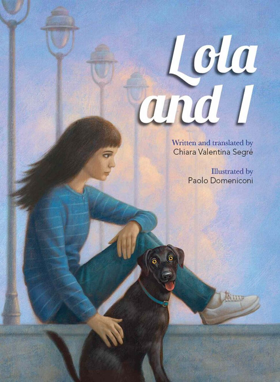 <h3>Lola and I</h3> <br/> By Chiara Velentina Segré, illustrated by Paolo Domeniconi <br/> <strong>Showing both the love between a dog and his owner as well as emphasizing that people with disabilities can do as much or more than those without, this picture book will appeal to youngest readers (ages four to nine).</strong> <br/> — Helen Norrie