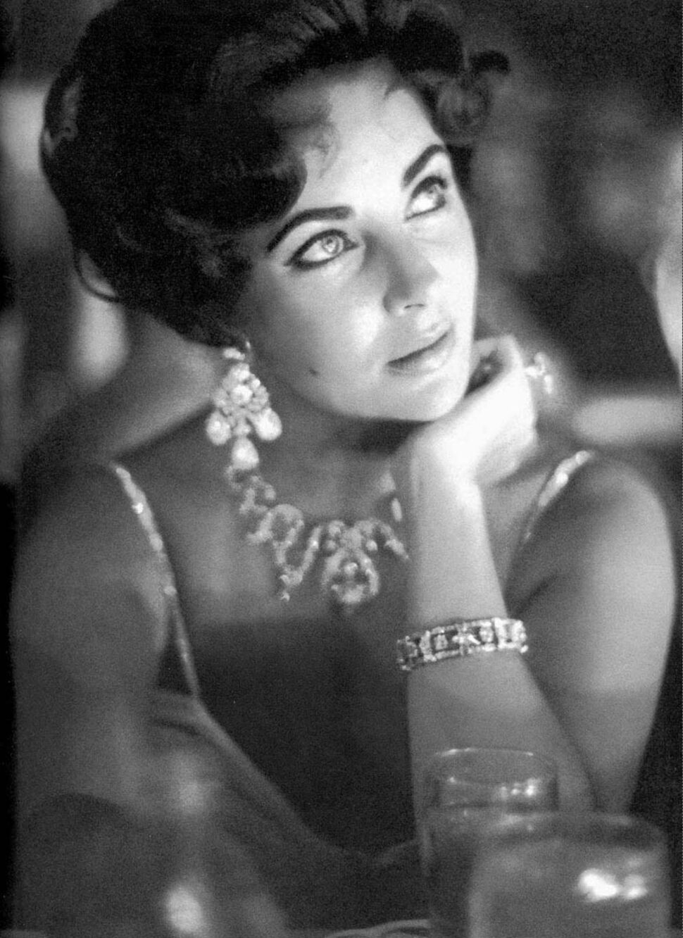 Elizabeth Taylor.  (CNW GROUP PHOTO/House of Taylor Jewelry)